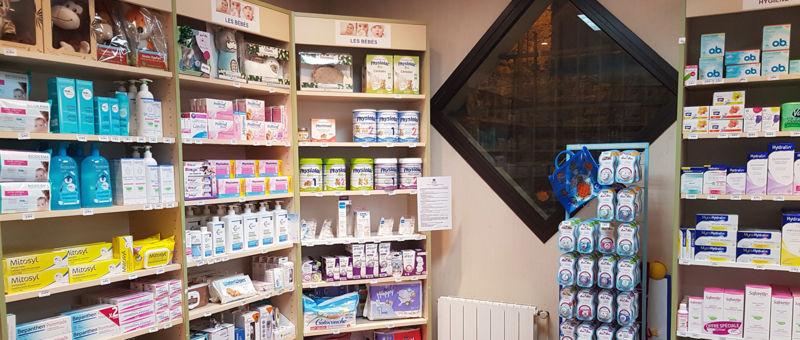 Pharmacie Tallaron,MONTPEZAT-SOUS-BAUZON