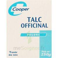 COOPER TALC, bt 250 g à MONTPEZAT-SOUS-BAUZON