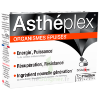 ASTHEPLEX Gélules organismes épuisés B/30 à MONTPEZAT-SOUS-BAUZON