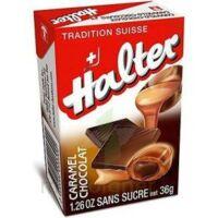Bonbons sans sucre Halter chocolat Caramel à MONTPEZAT-SOUS-BAUZON
