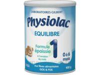 Equilibre Formule épaissie 1 - lait infantile 2ème âge  - 900g à MONTPEZAT-SOUS-BAUZON