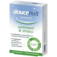 DOUCENUIT Sommeil & Stress 30 cprs à MONTPEZAT-SOUS-BAUZON