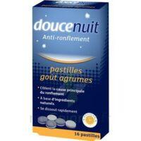 DOUCENUIT ANTIRONFLEMENT PASTILLES aux agrumes, bt 16 à MONTPEZAT-SOUS-BAUZON