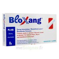 BLOXANG Eponge de gélatine stérile hémostatique B/5 à MONTPEZAT-SOUS-BAUZON