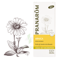 PRANAROM Huile de macération bio Arnica 50ml à MONTPEZAT-SOUS-BAUZON