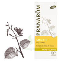 PRANAROM Huile végétale bio Noisette 50ml à MONTPEZAT-SOUS-BAUZON