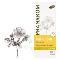 PRANAROM Huile végétale Rose musquée 50ml à MONTPEZAT-SOUS-BAUZON