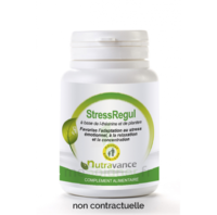 Nutravance Stressregul 60 gélules à MONTPEZAT-SOUS-BAUZON