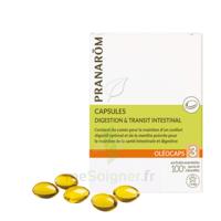 PRANAROM OLEOCAPS 3 Caps digestion & transit intestinal à MONTPEZAT-SOUS-BAUZON