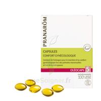 PRANAROM OLEOCAPS 5 Caps confort gynécologique & urinaire à MONTPEZAT-SOUS-BAUZON
