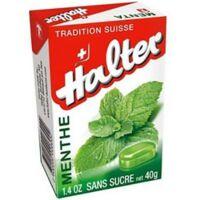 HALTER Bonbons sans sucre menthe à MONTPEZAT-SOUS-BAUZON