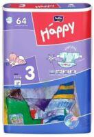 BELLA BABY HAPPY MIDI, taille 3, 5 kg à 9 kg , sac 64 à MONTPEZAT-SOUS-BAUZON