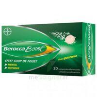 Beroccaboost Comprimés effervescents B/20 à MONTPEZAT-SOUS-BAUZON