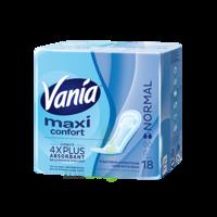 Vania Maxi Serviette périodique normal Sachet/16 à MONTPEZAT-SOUS-BAUZON