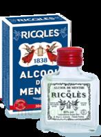 Ricqles 80° Alcool de menthe 30ml à MONTPEZAT-SOUS-BAUZON