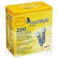 Freestyle Papillon Lancettes B/200 à MONTPEZAT-SOUS-BAUZON