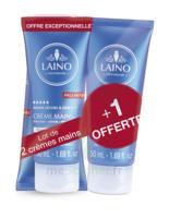 Laino Hydratation au Naturel Crème mains Cire d'Abeille 3*50ml à MONTPEZAT-SOUS-BAUZON