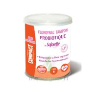 Florgynal Probiotique Tampon périodique avec applicateur Mini B/9 à MONTPEZAT-SOUS-BAUZON