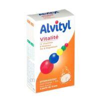 Alvityl Vitalité Effervescent Comprimé effervescent B/30 à MONTPEZAT-SOUS-BAUZON