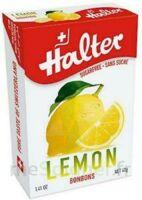 Halter sans sucre Bonbon citron B/40g à MONTPEZAT-SOUS-BAUZON