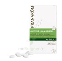 Aromaforce Pastille apaisante gorge bio B/21 à MONTPEZAT-SOUS-BAUZON