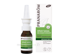 Aromaforce Solution nasale dégage le nez 15ml à MONTPEZAT-SOUS-BAUZON